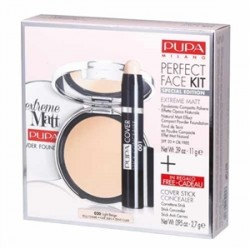 Pupa Makyaj Ürünleri - Pupa Milano Perfect Face Kit