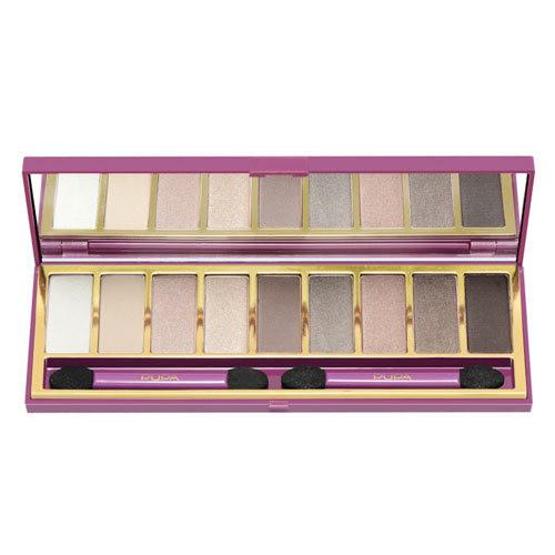 Pupa Makyaj Ürünleri - Pupa Pupart Velvet Garden Eye Shadow Palette 8gr