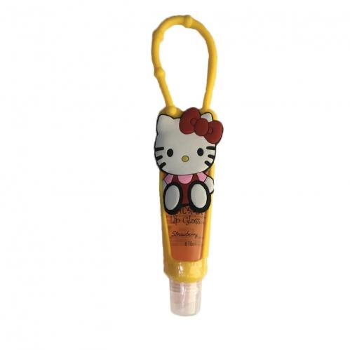 SunCoat - Purgel Strawberry Lip Gloss 03 10 ml
