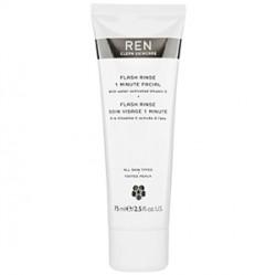 Ren Cilt Bakım Ürünleri - Ren Flash Rinse 1 Minute Facial 75ml