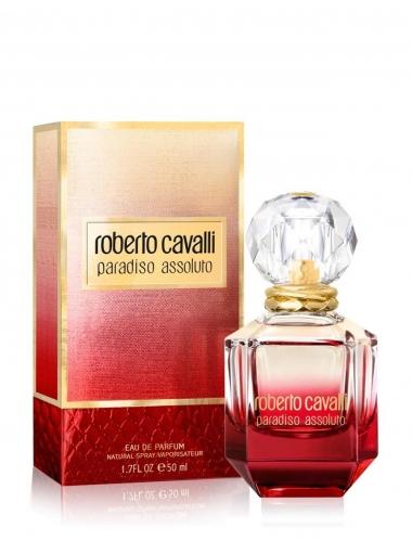 Roberto Cavalli - Roberto Cavalli Paradiso Assoluto Edp Kadın Parfüm 50 ml