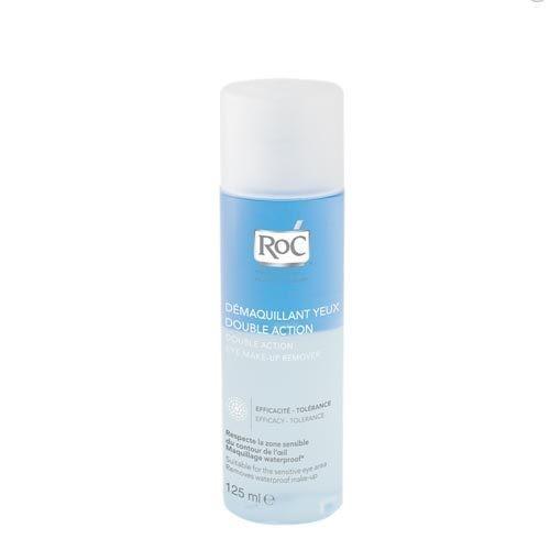 Roc Ürünleri - Roc Çift Etkili Göz Makyaj Temizleyicisi 125ml