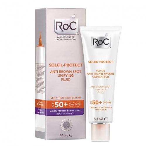 Roc Ürünleri - ROC Soleil Protect Leke Bakım Kremi SPF 50 50 ml