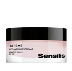 Sensilis - Sensilis Extreme Anti-Wrinkle Cream Spf15 50ml