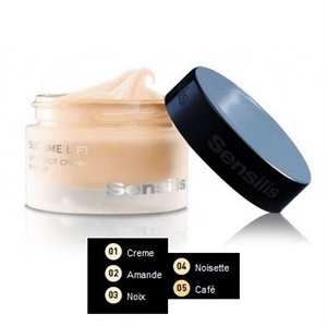 Sensilis Sublime Lift Lift Effect Cream Make Up 30ml ...