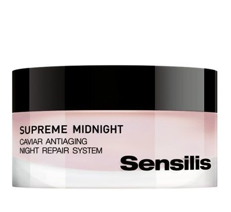 Sensilis - Sensilis Supreme Midnight Anti Aging Night Repair Cream 50ml
