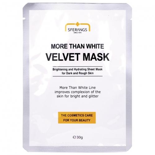 Sferangs - Sferangs More Than White Velvet Mask 30gr 5 Adet