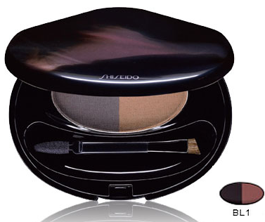 Shiseido - Shiseido Eyebrow And Eyeliner Compact No. BL1 (Black)