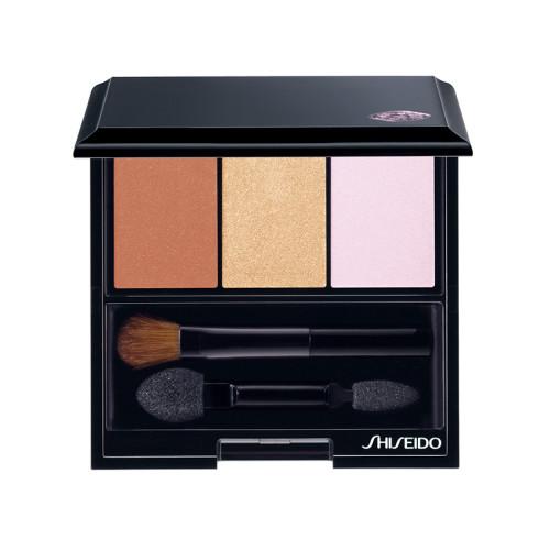 Shiseido - Shiseido Luminizing Satin Eye Color Trio 3gr BR214