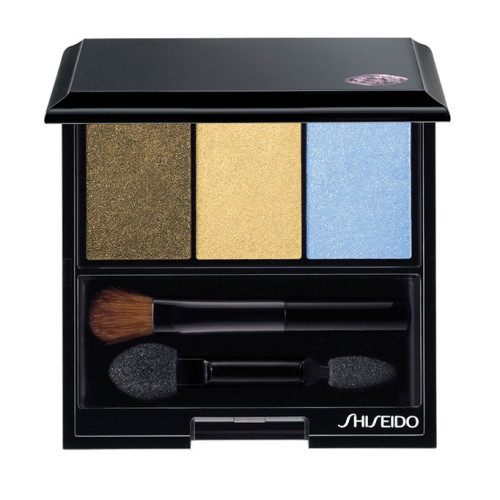 Shiseido - Shiseido Luminizing Satin Eye Color Trio 3gr GD804