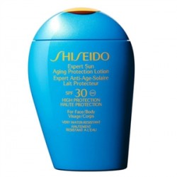 Shiseido - Shiseido Spf30+ Expert Sun Yüz İçin Güneş Koruyucu Losyon 100ml