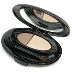 Shiseido - Shiseido The Makeup Silky Eyeshadow S18 - İkili Far
