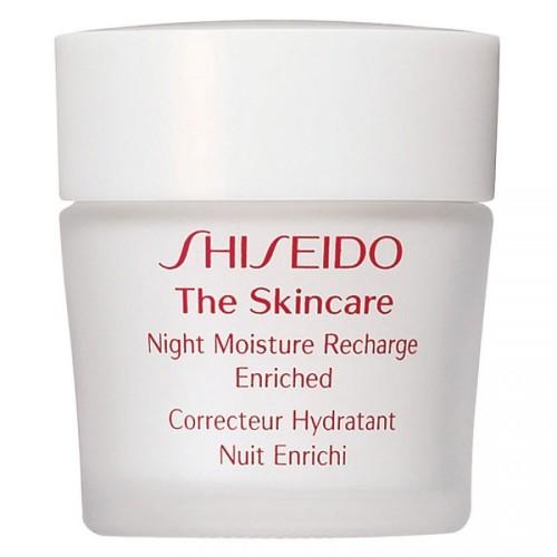 Shiseido - Shiseido The Skincare Night Moisture Enriched 50ml - Gece Kremi