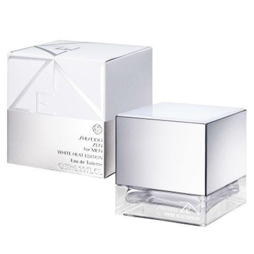 Shiseido - Shiseido Zen For Men White Heat Edition EDT 50mL