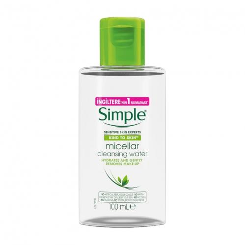 Simple - Simple Micellar Makyaj Temizleme Suyu 100 ml