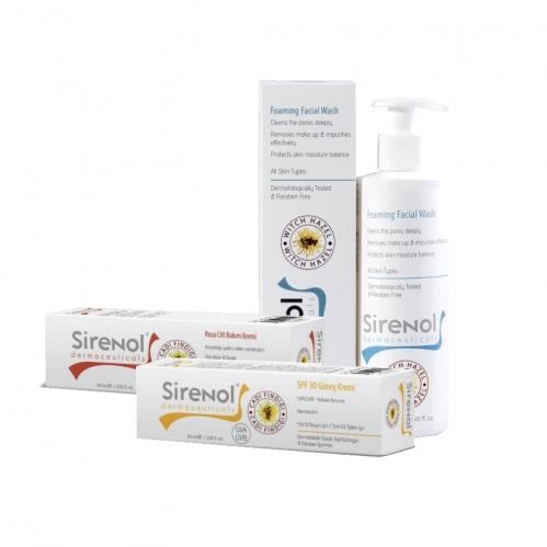 Sirenol - Sirenol Kızarık Cilt Karşıtı Bakım SETİ