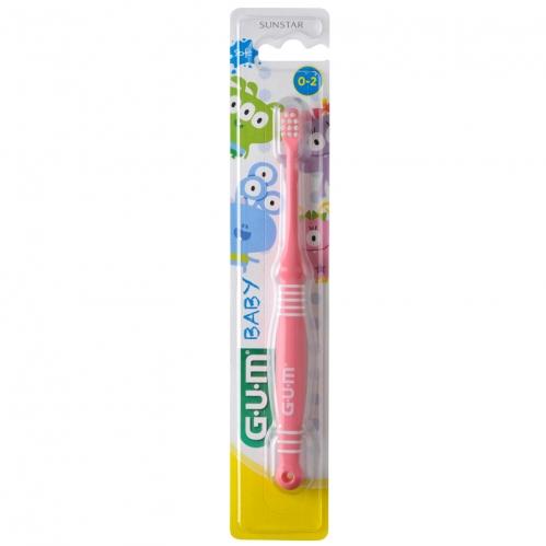 Sunstar GUM - Sunstar Gum 0-2 Yaş Arası Bebek Diş Fırçası