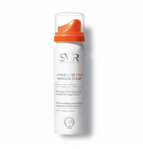 SVR Ürünleri - SVR Hydracid C50 Masque Eclat Mousse Micro-Peeling 50ml