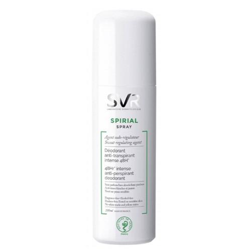 SVR Ürünleri - SVR Spirial Deodorant Anti-Perspiriant Spray 100ml