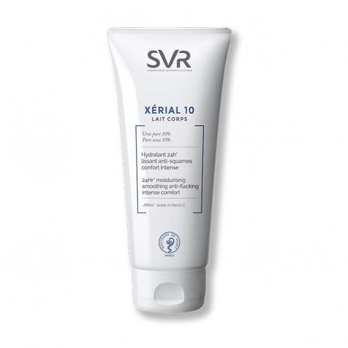 SVR Ürünleri - SVR Xerial 10 Body Lotion 200ml