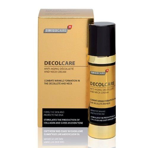 Swisscare - Swisscare Decolcare Anti-Aging Decollete And Neck Cream 50ml