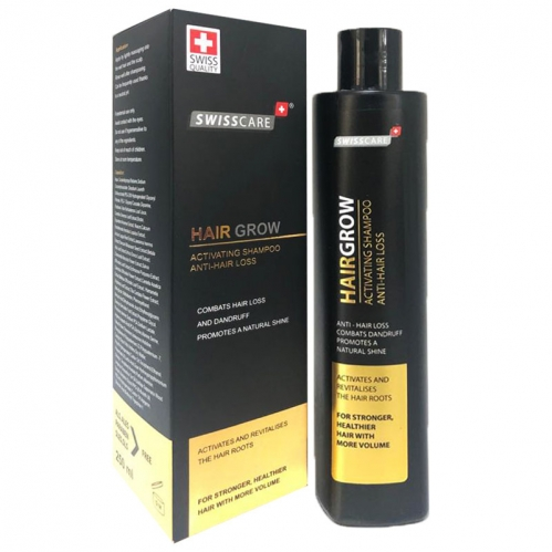 Swisscare - Swisscare Hairgrow Activating Shampoo 200ml