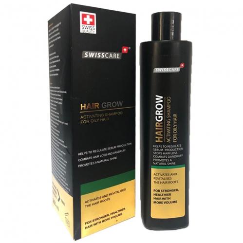 Swisscare - Swisscare HairGrow Oily Hair Shampoo 250 ml