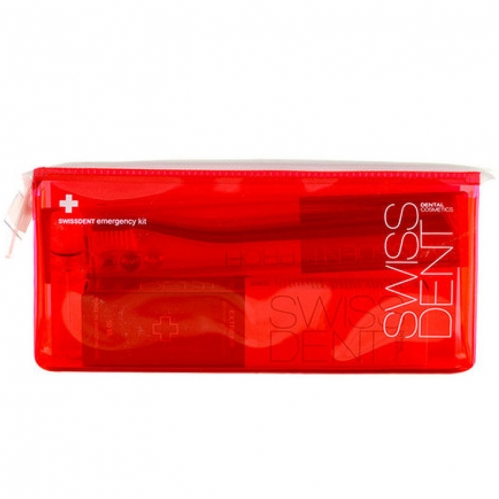 Swissdent - Swissdent Emergency Kit Red