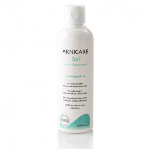 Synchroline Ürünleri - Synchroline Aknicare Gentle Cleansing Gel 200ml