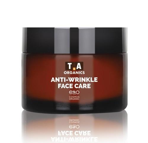 TcA Organics - TcA Organics Anti-Wrinlke Face Care 50ml