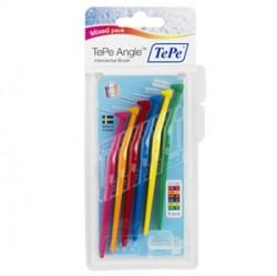 TePe Ürünleri - TePe Angle Mixed Pack Interdental Brush 6 Adet