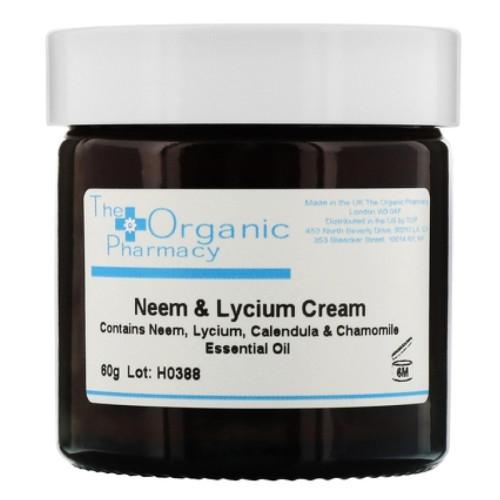 The Organic Pharmacy Ürünleri - The Organic Pharmacy Neem & Lycium Cream 60g