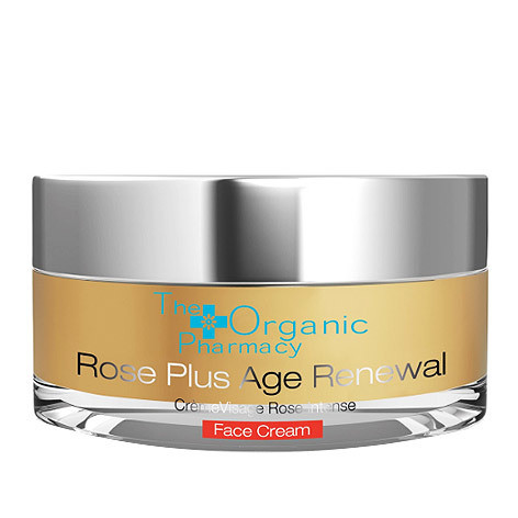 The Organic Pharmacy Ürünleri - The Organic Pharmacy Rose Plus Age Renewal Face Cream 50ml