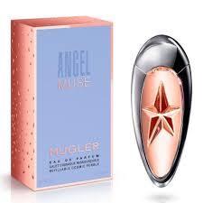 Thierry Mugler - Thierry Mugler Angel Muse Edp Refıllable Kadın Parfüm 50 ml