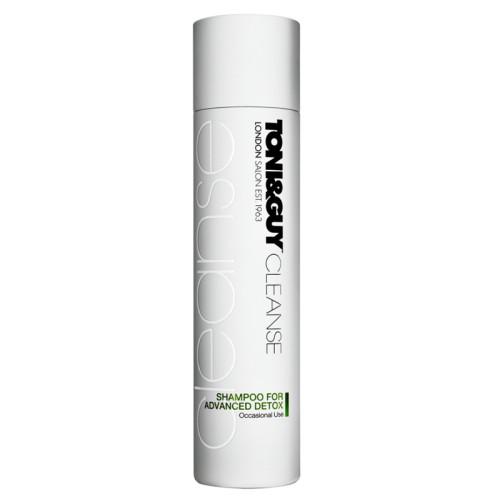 Toni&Guy Saç Bakım Ürünleri - Toni&Guy Advanced Detox Arındırıcı Detox Şampuan 250ml