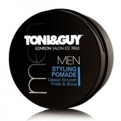 Toni&Guy Saç Bakım Ürünleri - Toni&Guy Men Styling Pomade Şekillendirici Wax Parlak Etki 75ml