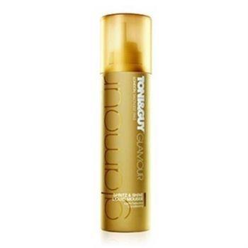 Toni&Guy Saç Bakım Ürünleri - Toni&Guy Spritz&Shine Işıltı Verici Şekillendirici Köpük 222ml