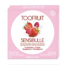 TooFruit - TooFruit Sensibulle Pain Dermatologique Framboise-Fraise 85gr