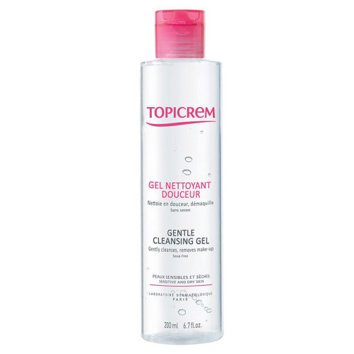 Topicrem ürünleri - Topicrem Gentle Cleansing Gel 200ml