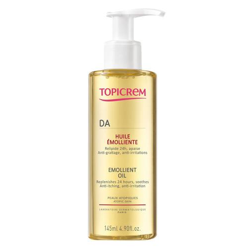 Topicrem ürünleri - Topicrem Huile Emollient Oil 145ml