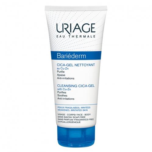 Uriage Ürünleri - Uriage Bariederm Cleansing Cica Gel 200ml