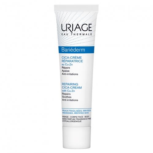 Uriage Ürünleri - Uriage Bariederm Repairing Cica-Cream 100ml