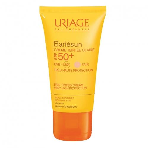 Uriage Ürünleri - Uriage Bariesun Spf50 Creme Claire 50ml