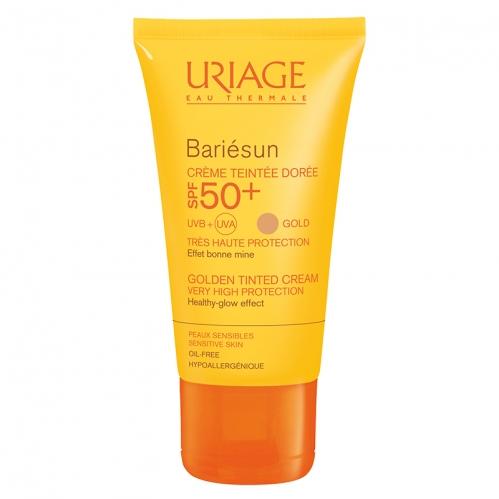 Uriage Ürünleri - Uriage Bariesun Spf50 Tinted Cream 50ml