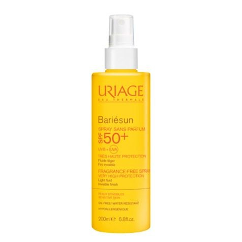 Uriage Ürünleri - Uriage Bariesun Spray Sans Parfüm Spf50+ 200ml