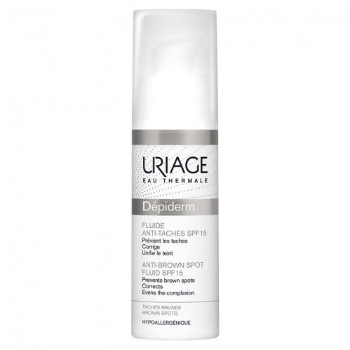 Uriage Ürünleri - Uriage Depiderm Anti-Brown Spot Fluid Spf15 30ml