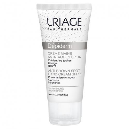 Uriage Ürünleri - Uriage Depiderm Anti-Brown Spot Hand Cream Spf15 50ml