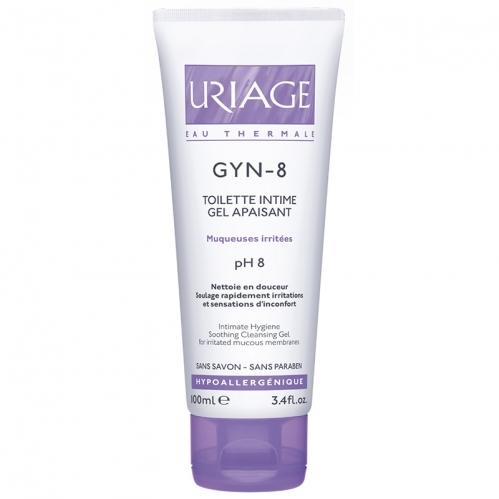 Uriage Ürünleri - Uriage Gyn-8 Soothing Gel 100ml