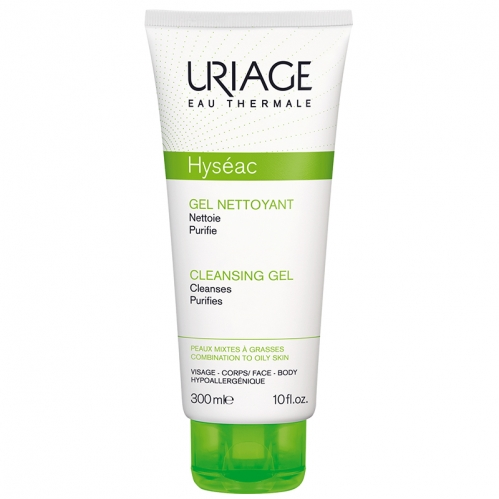 Uriage Ürünleri - Uriage Hyseac Cleansing Gel 300ml