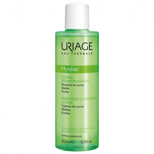 Uriage Ürünleri - Uriage Hyseac Deep Pore-Cleansing Lotion 200ml